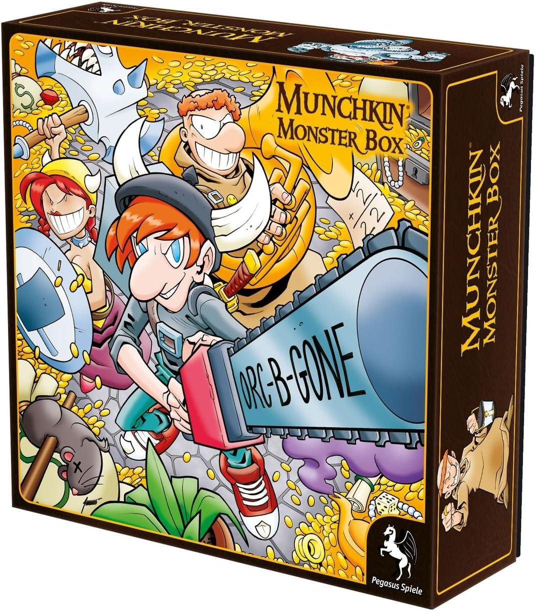 Pegasus Spiele DEUTSCH Munchkin Jobs Goblin Promo Card NEU