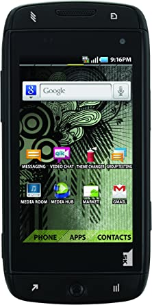 Amazon Com T Mobile Sidekick By Samsung Matte Black T Mobile
