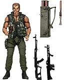 Neca Commando John Matrix 30th Anniversary 7 Inch Action Figurine