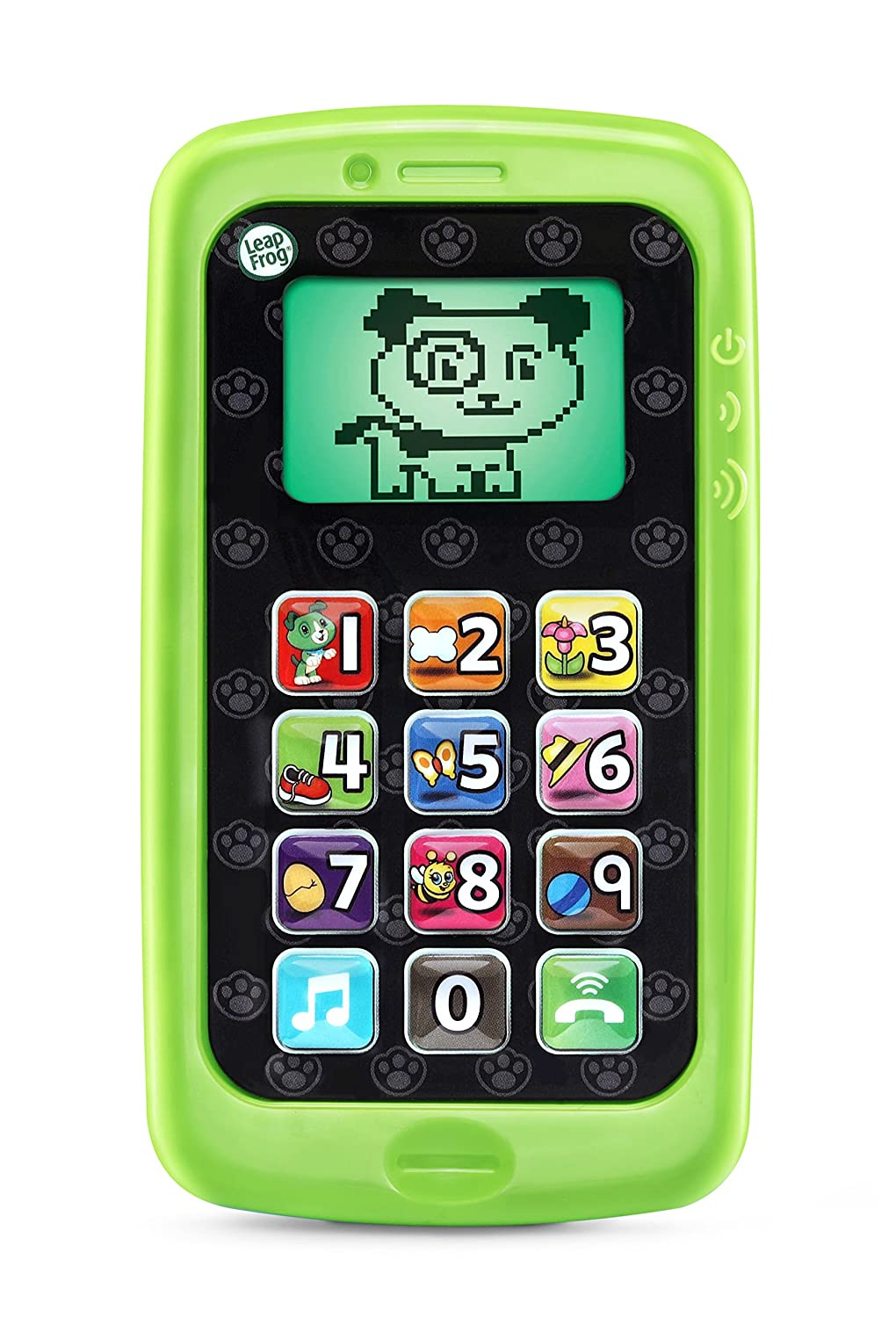 B002QNM8NQ LeapFrog Chat and Count Smart Phone, Scout 81AU-G9OGuL