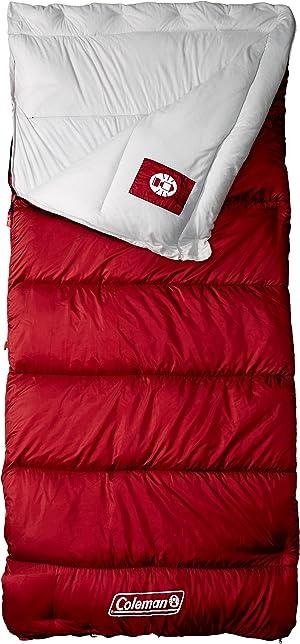 Coleman Aspen Meadows 50 Degree Sleeping Bag