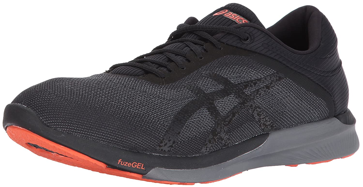 ASICS Mens fuzeX Rush Running Shoe