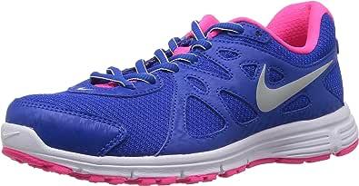 Nike Wmns Revolution 2 MSL, Zapatillas de Running para Mujer, Azul ...