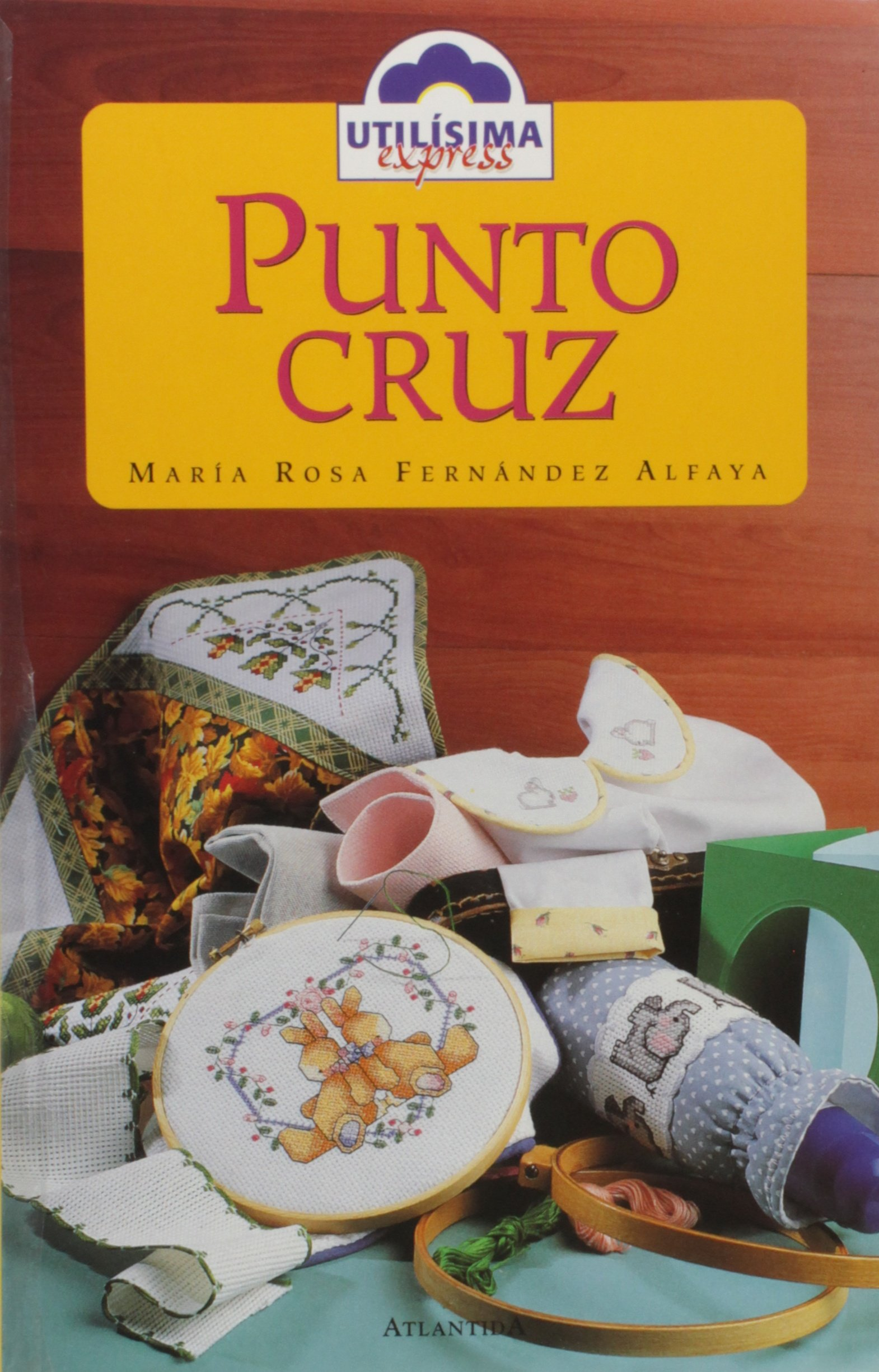 Punto cruz (Spanish) Paperback – July 31, 2000