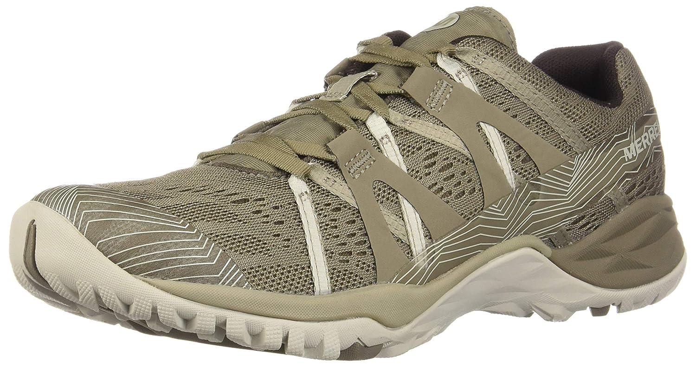 Brindle Merrell Womens Siren Hex Q2 E-Mesh Hiking shoes