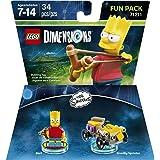 Simpsons Bart Fun Pack - Lego Dimensions