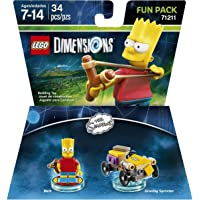 Simpsons Bart Fun Pack - LEGO Dimensions - Standard Edition