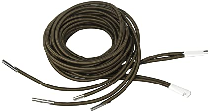 Bliss Hammocks GFC-CRDKT Replacement Bungee Cord Kit, Dark Brown
