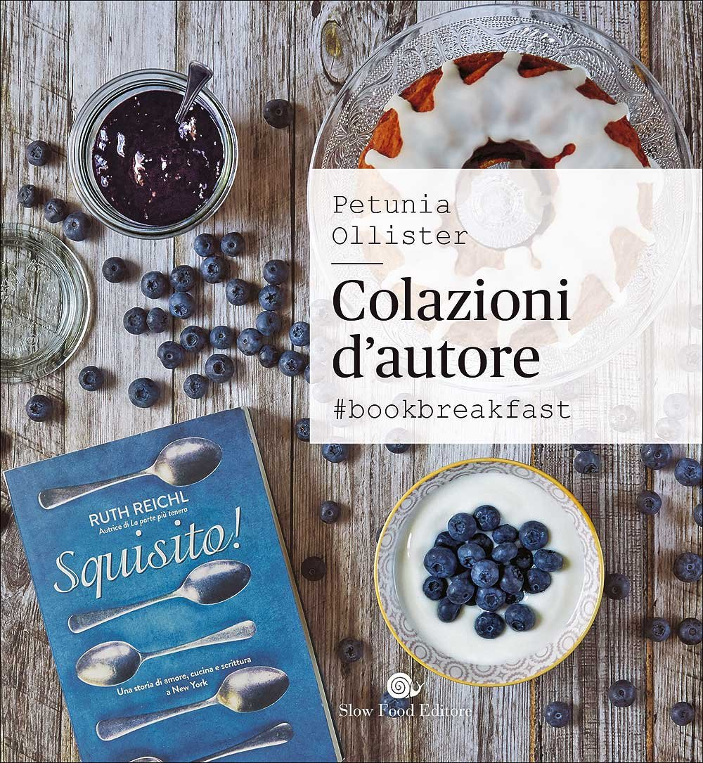 Amazon It Colazione D Autore Bookbreakfast Petunia
