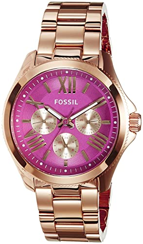 dc4bec630c33 Fossil Cecile - Reloj de cuarzo para mujer