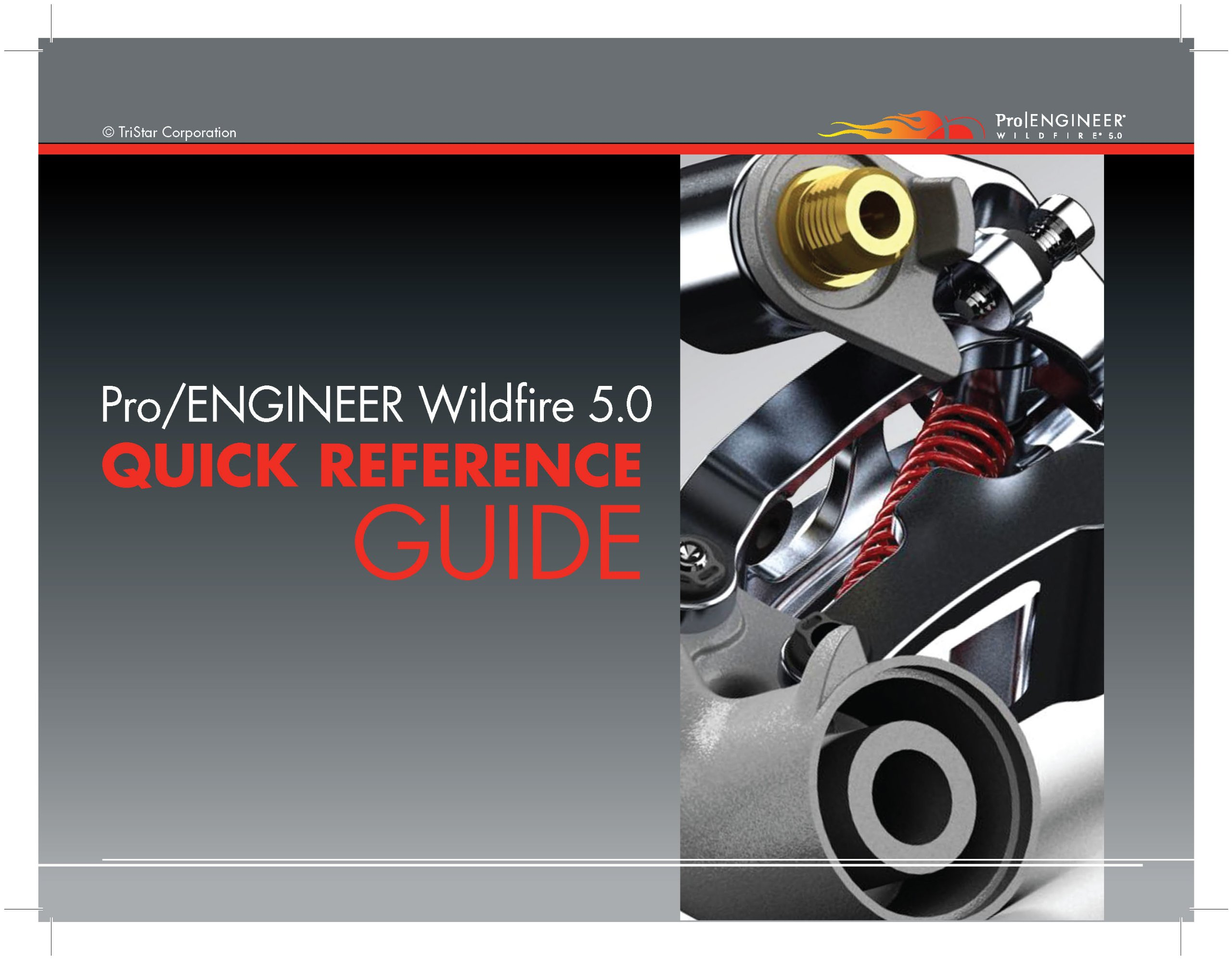 Download Pro/Engineer Wildfire 5.0 Quick Reference Guide ebook