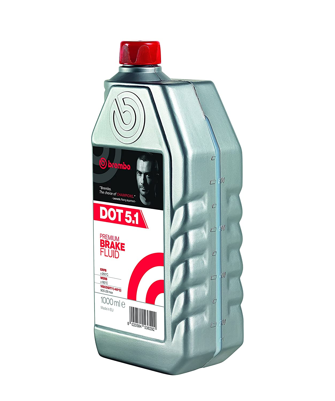Brembo Liquido Freno DOT 5.1, 1 litro Brembo S.p.A. L05010