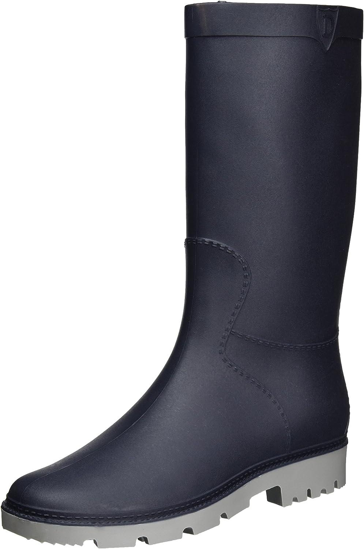 TALLA 41 EU. Dunlop RAPIDO PVC LAARS Blauw 36 - Botas de Goma sin Forro Unisex