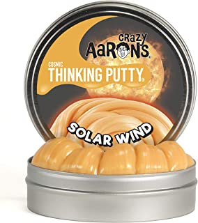 product image for Crazy Aaron's Thinking Putty, 3.2 Ounce, Cosmic Solar Wind