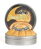 "Crazy Aaron's Thinking Putty 4"" Tin (3.2 oz) Solar"