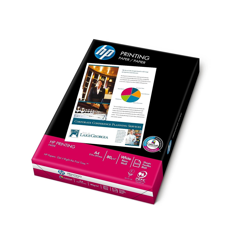 HP CHP210 Carta, bianco, A4, 80g/m², 500 fogli Hewlett Packard