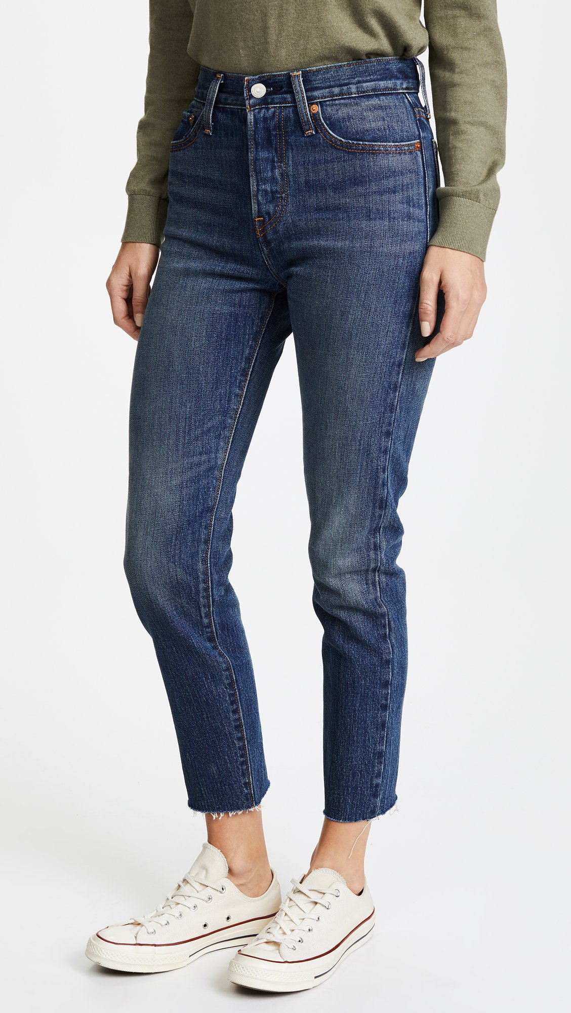 Levi S Women S Wedgie Icon Jeans Denim Fit