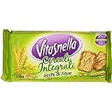 Vitasnella - Cereali Integrali, Frollini Ricchi Di Fibre - 250 G