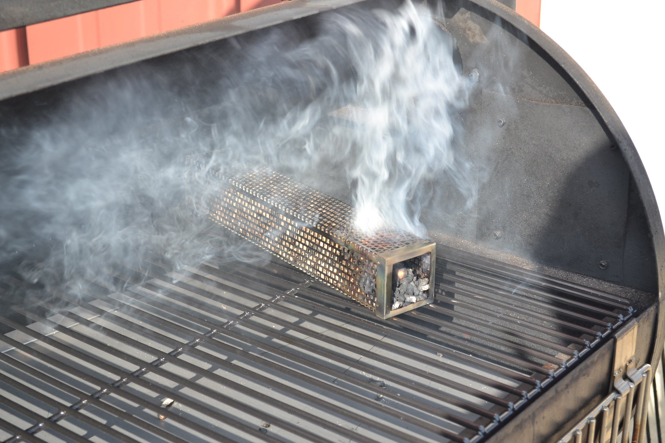 Smoke Daddy Inc. 12'' BBQ Tube Smoker from Use in ANY GRILL! by Smoke Daddy Inc. (Image #4)
