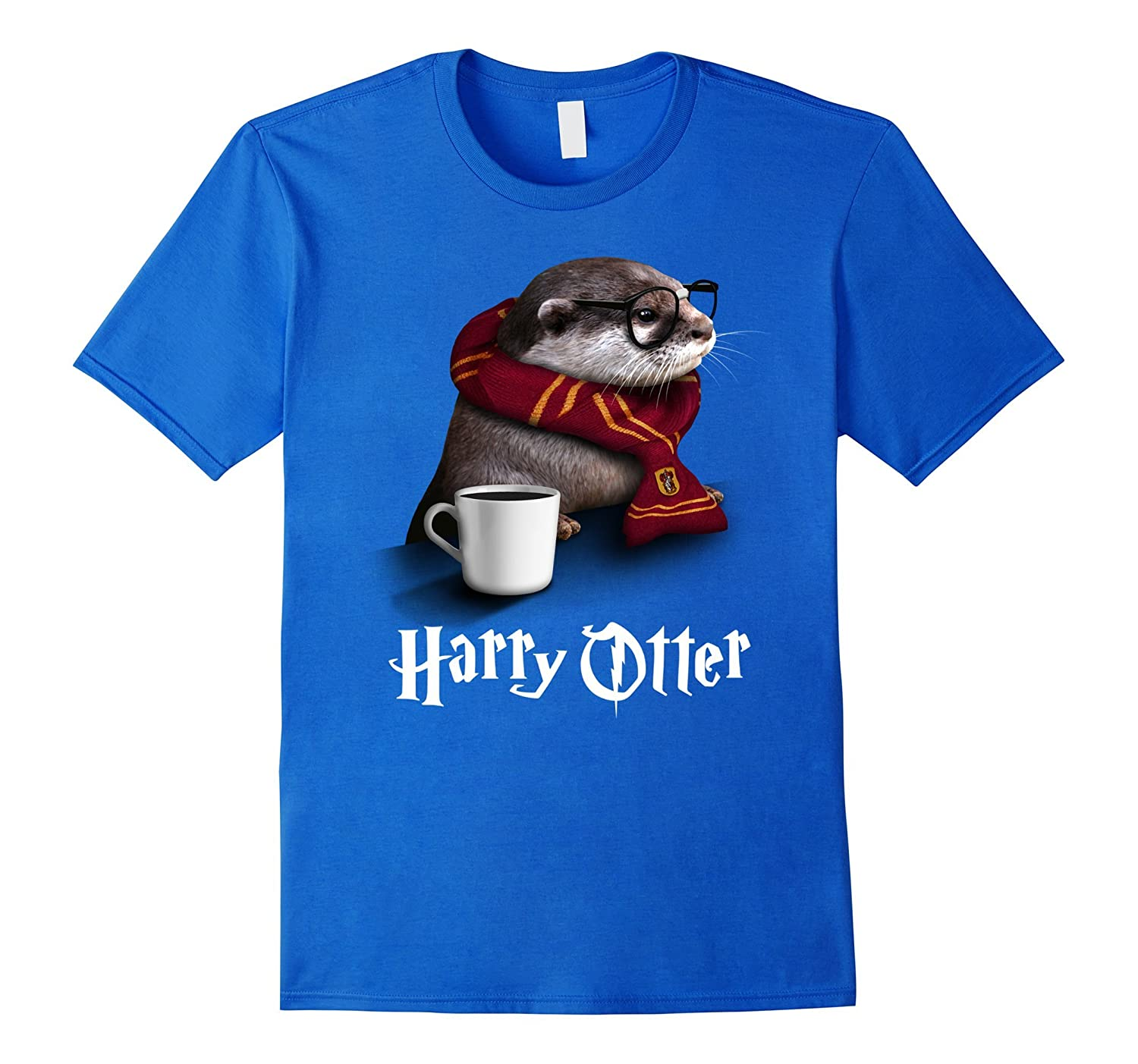 25744a1dc Funny Otter T-shirt - Harry Otter Shirt for Otter lover-ANZ ⋆ Anztshirt