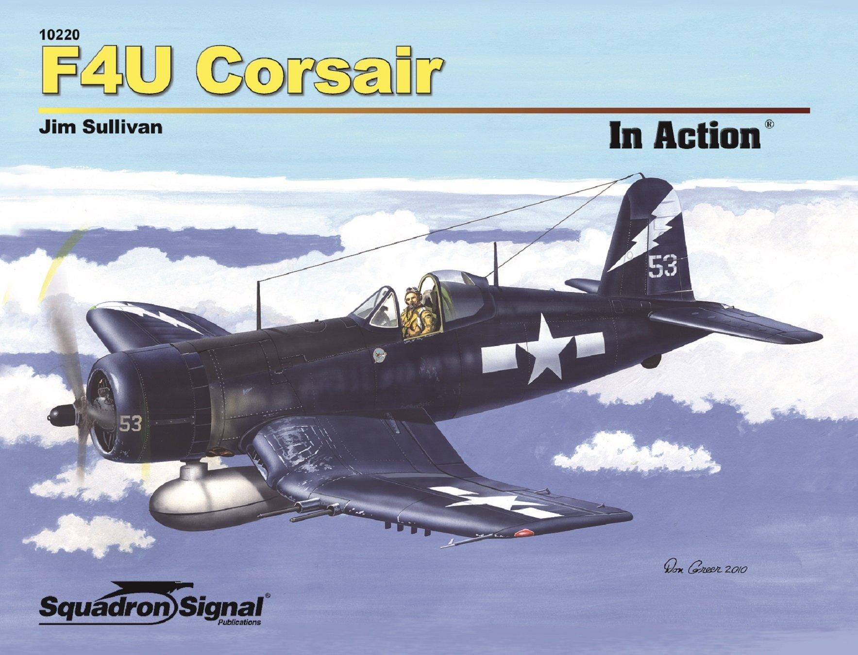 f4u corsair in action aircraft no 220 jim sullivan