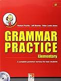 Grammar Practice Elementary (+CD Rom)