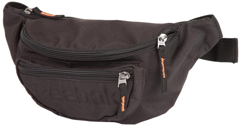b19682e79e Reebok Men's Le Waist Bum Bag - Black, Size One: Amazon.co.uk: Sports &  Outdoors