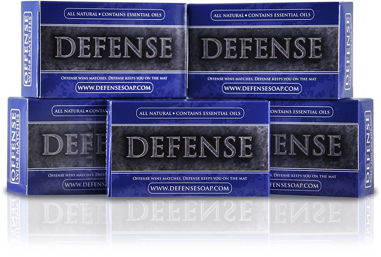 Defense Soap Bar - 5 Pack 1
