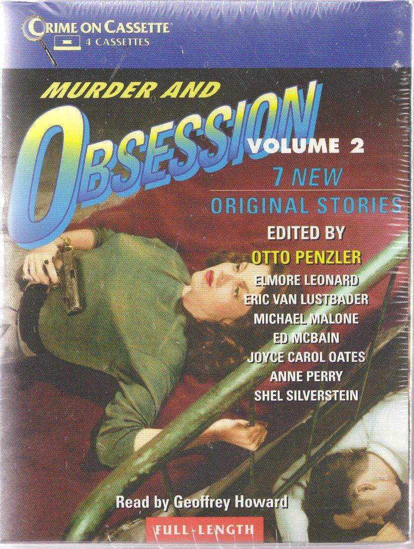 Murder and Obsession pdf epub
