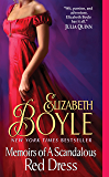 Memoirs of a Scandalous Red Dress (The Bachelor Chronicles)