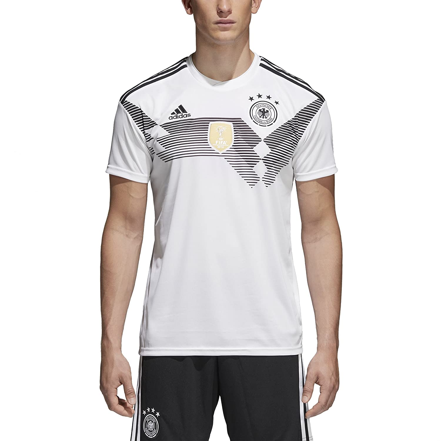 World Cup Soccer Mens adidas 2018 FIFA World Cup Men's Germany Home Jersey BR7843-P