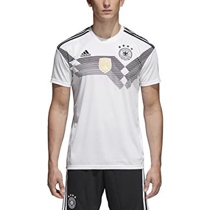 : Adidas Germania Sport 2018 A Casa Replica Jersey: Sport Germania & Esterno 5fb599