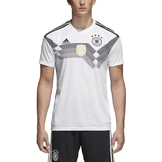 adidas Alemania 2018 Home Replica Jersey  Amazon.com.mx  Ropa ... 1f0169d41d650