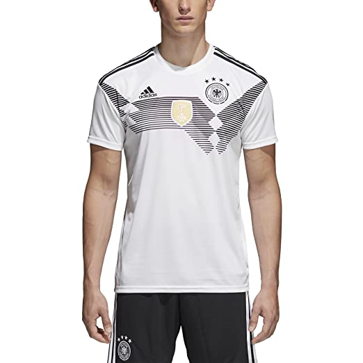 5f91c2685 Amazon.com  adidas Men s 2018 Germany Home Jersey  Sports   Outdoors