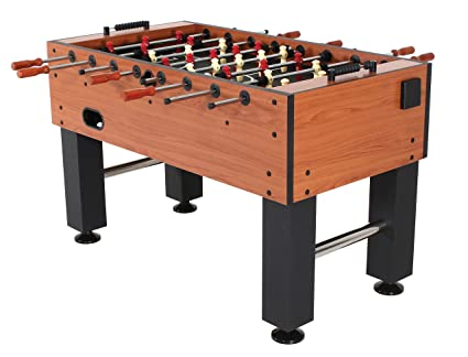 Amazoncom American Legend Manchester Foosball Table Foosball - How much does a foosball table cost