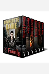 Titanium Blood Box Set: Complete Six Books - A Paranormal Shifter Romance Book (Bad Boy Motorcycle Club Romance) (MC Biker Romance) Kindle Edition