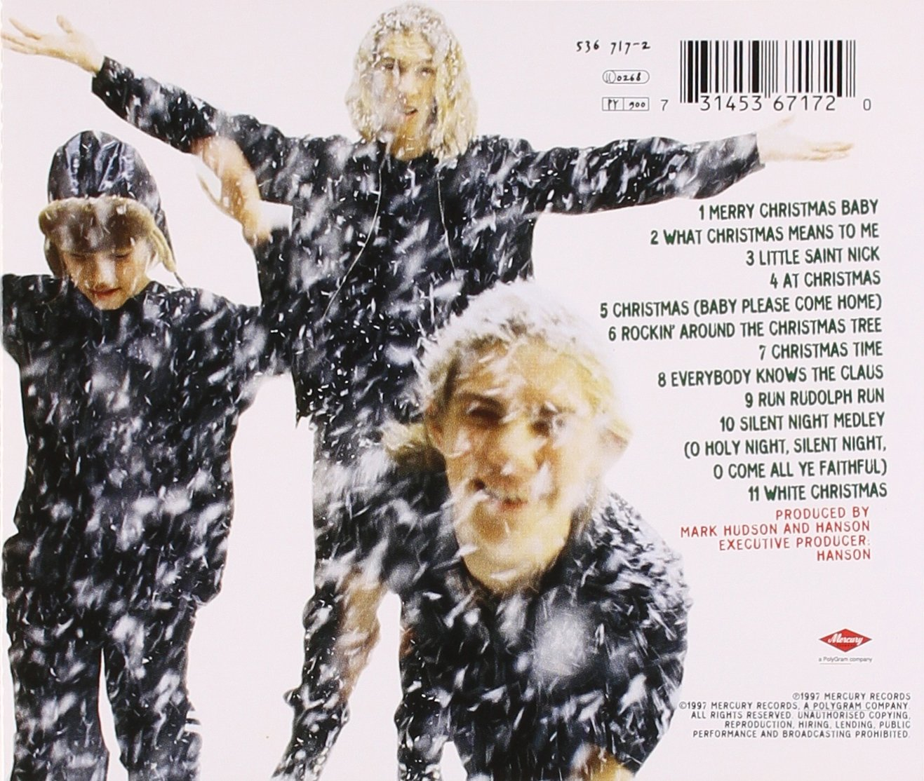 Hanson - Snowed In - Amazon.com Music