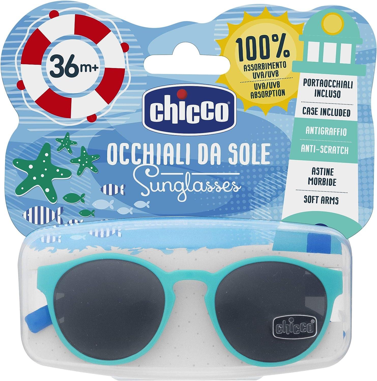 Mesi Chicco Occhiale da Sole Bimbo 36 Multicolore