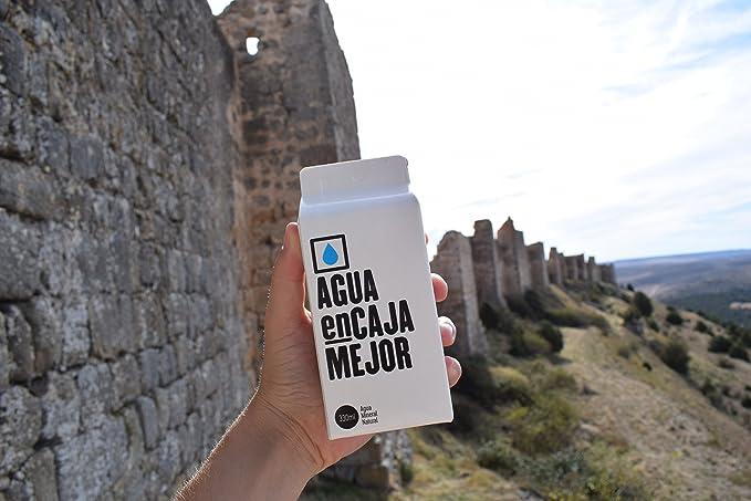 Agua enCaja Mejor Caja de 24 unidades de 330ml - Agua Mineral ...