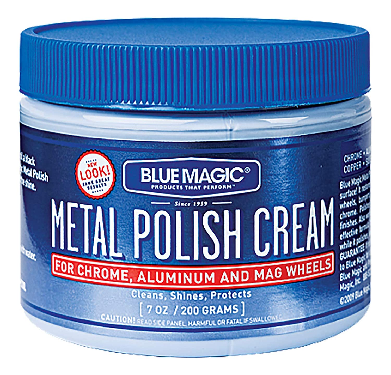Blue Magic 400 Metal Polish Cream}