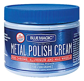 Blue Magic 400-06 7oz Stainless Steel Cleaner