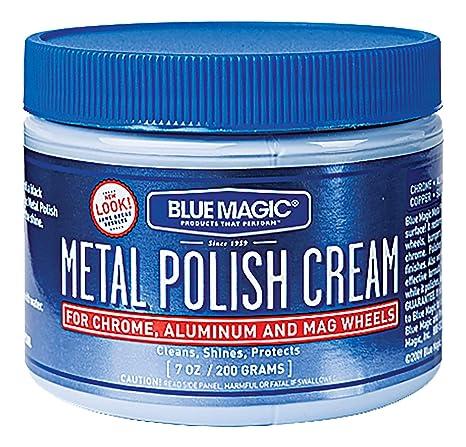 Amazon.com: Blue Magic 400 7oz Pulidor de metal en ...