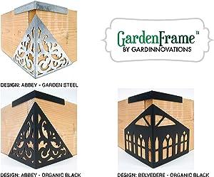 GardenFrame Raised Garden Bed Kit (Garden Steel)