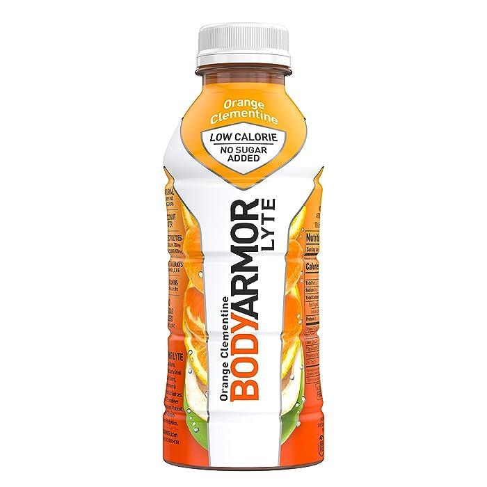 The Best Bodyarmor Superdrink Sports Beverage Strawberry Banana