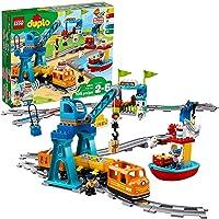 Deals on LEGO DUPLO Cargo Train 10875 Building Blocks Set