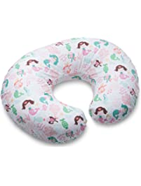 Boppy Original Pillow Cover, Mermaids, Cotton Blend Fabric with allover fashion, Fits ALL Boppy Nursing Pillows and...