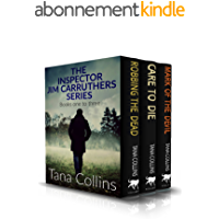 The Inspector Jim Carruthers Series: books 1 - 3 (English Edition)
