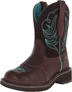 Amazon.com | Ariat Women&39s Unbridled Roper Western Cowboy Boot
