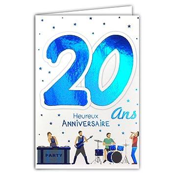 69-2021 - Tarjeta de cumpleaños para niño o joven para ...