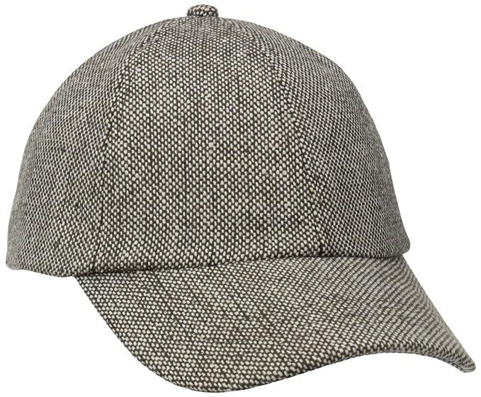 8be79c738bf Amazon.com  San Diego Hat Company Women s Tweed Cap